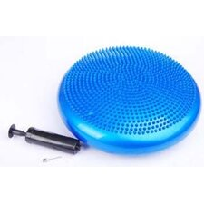 Inflatable Balance Disc / Core Training Wobble Cushion