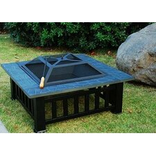 <strong>Aosom LLC</strong> Outsunny Backyard Patio Fire Pit