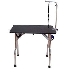 <strong>Aosom LLC</strong> Portable Folding Pet Grooming Table