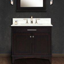 "Manhattan 36"" Single Sink Vanity Set"