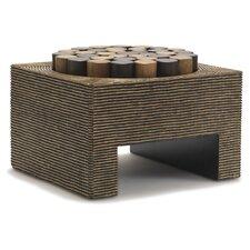 Bambooty Mahogany Bench