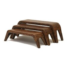 <strong>Snug</strong> Boomerang 3 Piece Nesting Tables
