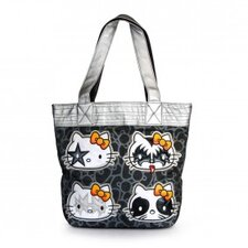 Hello Kitty Kiss Tote Bag