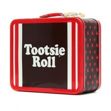 Tootsie Roll Metal Lunchbox