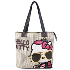 Hello Kitty World Traveler Boarding Tote