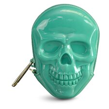 <strong>Loungefly</strong> 3D Skull Coin Bag