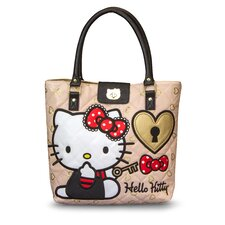 Hello Kitty Lock and Key Tote Bag
