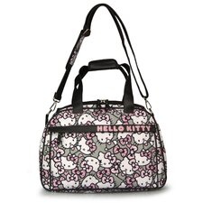"Hello Kitty 12"" Duffle"