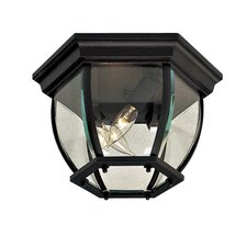 <strong>Great Outdoors by Minka</strong> Outdoor Flush Mount