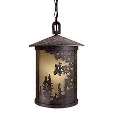 Sunset Ranch 1 Light Outdoor Hanging Lantern