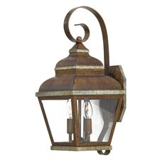 <strong>Great Outdoors by Minka</strong> Mossoro Medium Outdoor Wall Lantern