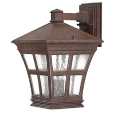 Mission Bay Outdoor Wall Lantern