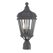 Harrison 3 Light Outdoor Post Lantern