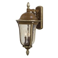 <strong>Great Outdoors by Minka</strong> Montanero Outdoor Wall Lantern