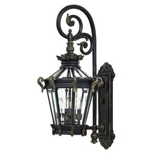 <strong>Great Outdoors by Minka</strong> Stratford Hall Outdoor Wall Lantern