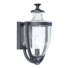 Park Terrace 1 Light Outdoor Wall Lantern