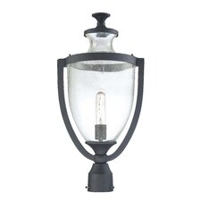 Park Terrace 1 Light Outdoor Post Lantern