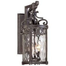 <strong>Great Outdoors by Minka</strong> Regal Bay 2 Light Outdoor Wall Lantern