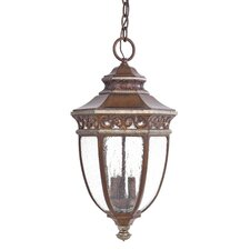 Castle Ridge 3 Light Hanging Lantern