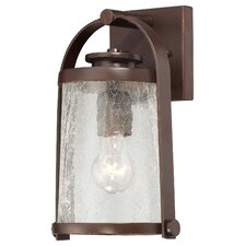 Travessa 1 Light Outdoor Wall Lantern