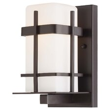 <strong>Great Outdoors by Minka</strong> Sterling Heights 1 Light Outdoor Wall Lantern