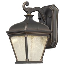 <strong>Great Outdoors by Minka</strong> Lauriston Manor 1 Light Outdoor Wall Lantern