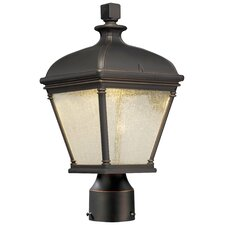<strong>Great Outdoors by Minka</strong> Lauriston Manor 1 Light Outdoor Post Lantern