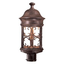 Sage Ridge 1 Light Outdoor Post Lantern