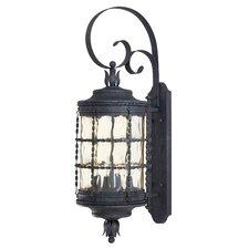 Mallorca 4 Light Outdoor Wall Lantern