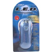 5 LED Dynamo Flashlight