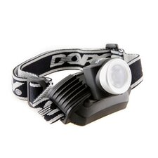 Weather Resistant Broad Beam LED Headlight Flashlight