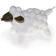 <strong>Charming Pet Products</strong> Balloon Mini Sheep Dog Toy