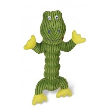 Corduroy Zonker Large Gator Dog Toy