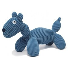 Corduroy Dudley the Dog Dog Toy