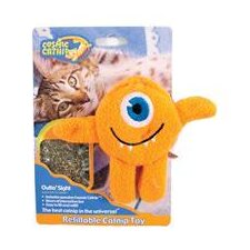 Refillable Catnip Cat Toy