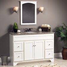 """Worthington 49"""" Bathroom Vanity Set"""