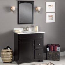 """Worthington 31"""" Bathroom Vanity Set"""