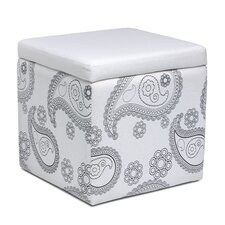 DIY-Draw it Yourself Ottoman