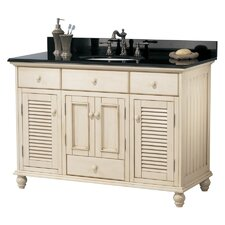 "<strong>Foremost</strong> Cottage 48"" Vanity in Antique White"
