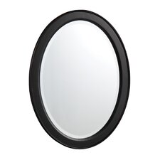 "Nayla 26"" H x 20"" W Bathroom Mirror"