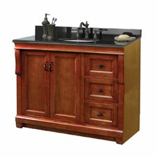 "Naples 36"" Vanity in Cinnamon"