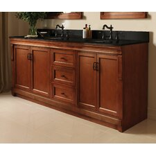 "<strong>Foremost</strong> Naples 60"" Vanity Cabinet"