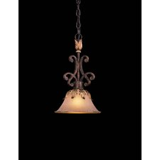 Zaragoza 1 Light Pendant