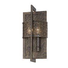 <strong>Metropolitan by Minka</strong> Ajourer 2 Light Wall Sconce