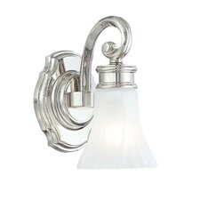 <strong>Metropolitan by Minka</strong> 1 Light Wall Sconce