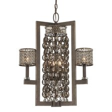 Ajourer 6 Light Chandelier