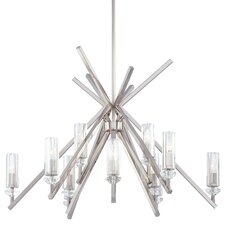 <strong>Metropolitan by Minka</strong> Fusano 12 Light Chandelier