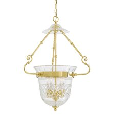 <strong>Metropolitan by Minka</strong> 5 Light Foyer Pendant
