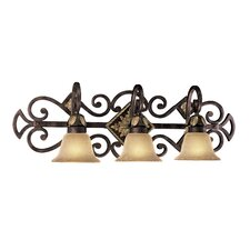 Zaragoza 3 Light Vanity Light