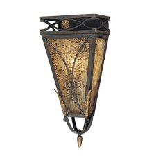 <strong>Metropolitan by Minka</strong> Monte Titano 1 Light Wall Sconce
